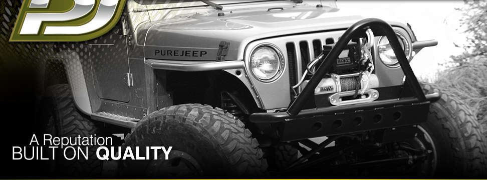 Purejeep Your New Choice For Jeep Parts And Accessories