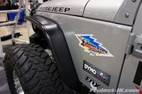 PJ4021: JEEP JK NARROW FRONT  TUBE FENDERS
