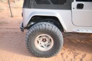 PJ4013: JEEP TJ STRETCHED BEDSIDE W/TUBE FLARE